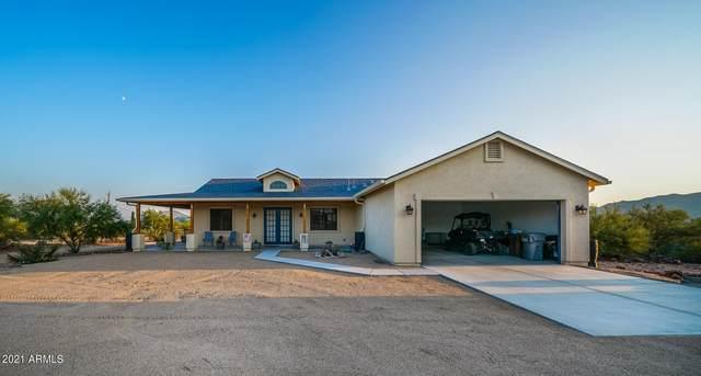 411 E Venado Drive, New River, AZ 85087 (MLS #6294078) :: Executive Realty Advisors