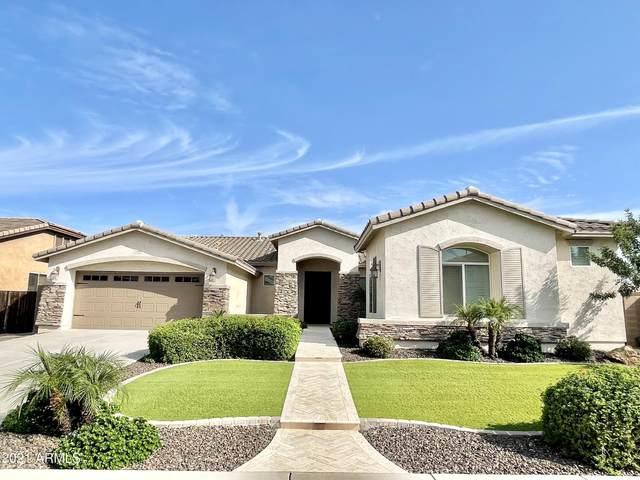 1956 E Tonto Drive, Chandler, AZ 85249 (MLS #6294092) :: Klaus Team Real Estate Solutions
