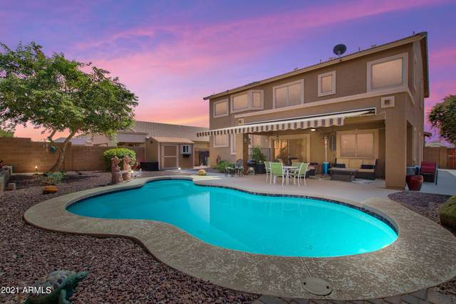 14918 W Cortez Street, Surprise, AZ 85379 (MLS #6294103) :: Hurtado Homes Group