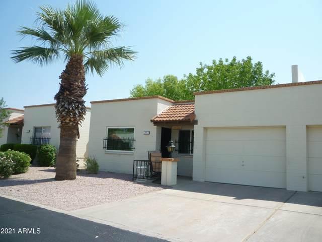 440 S Parkcrest #31, Mesa, AZ 85206 (MLS #6294107) :: The Ellens Team