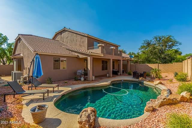40449 N Parisi Place, San Tan Valley, AZ 85140 (MLS #6294110) :: Yost Realty Group at RE/MAX Casa Grande