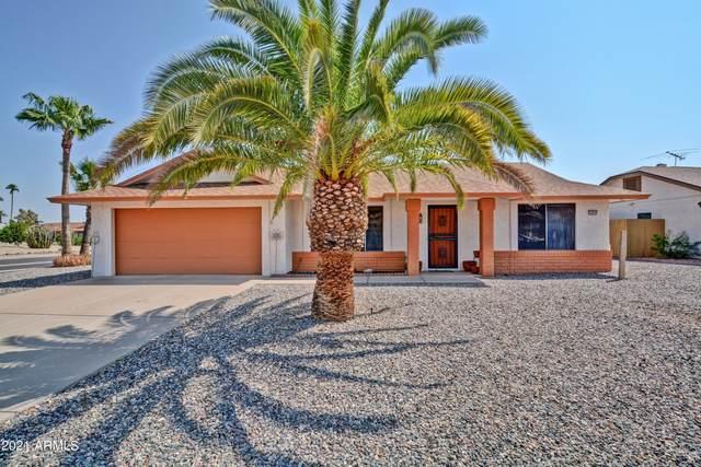 17623 N 133RD Drive, Sun City West, AZ 85375 (MLS #6294126) :: My Home Group