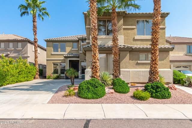 2732 W Glenhaven Drive, Phoenix, AZ 85045 (MLS #6294131) :: Power Realty Group Model Home Center