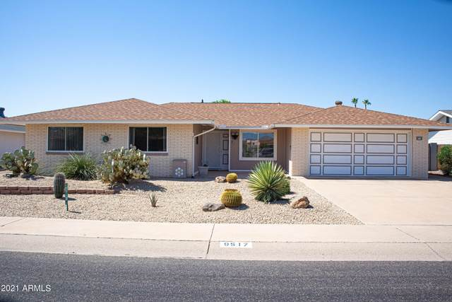 9517 W Hidden Valley Circle, Sun City, AZ 85351 (MLS #6294139) :: Hurtado Homes Group