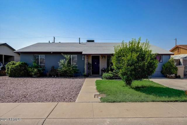 7465 W Cheryl Drive, Peoria, AZ 85345 (MLS #6294143) :: Devor Real Estate Associates