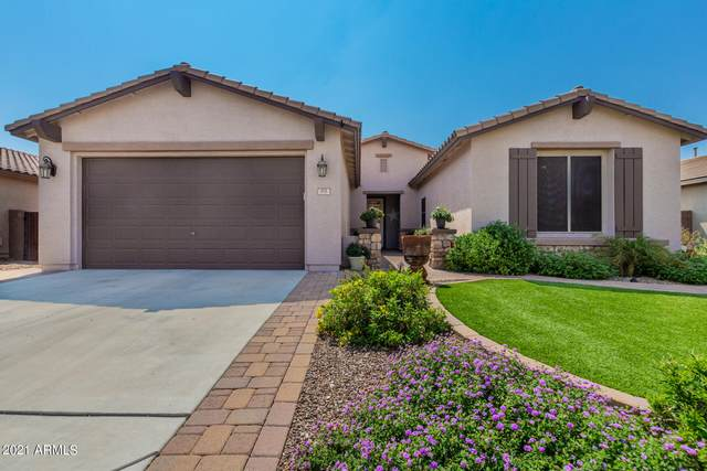 595 W Dragon Tree Avenue, San Tan Valley, AZ 85140 (MLS #6294149) :: Klaus Team Real Estate Solutions