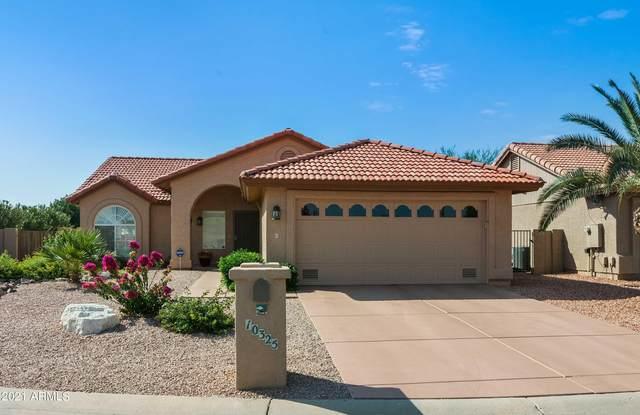 10325 E Navajo Place, Sun Lakes, AZ 85248 (MLS #6294151) :: Elite Home Advisors
