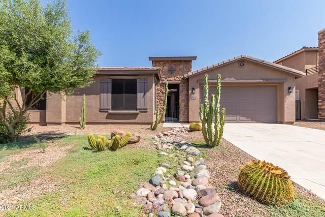 22057 N Diamond Drive, Maricopa, AZ 85138 (MLS #6294159) :: ASAP Realty