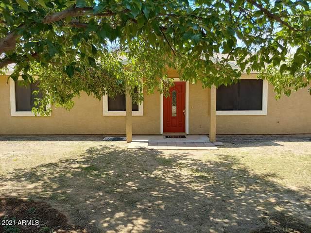 3542 N Dudleyville Road, Dudleyville, AZ 85192 (MLS #6294167) :: Yost Realty Group at RE/MAX Casa Grande