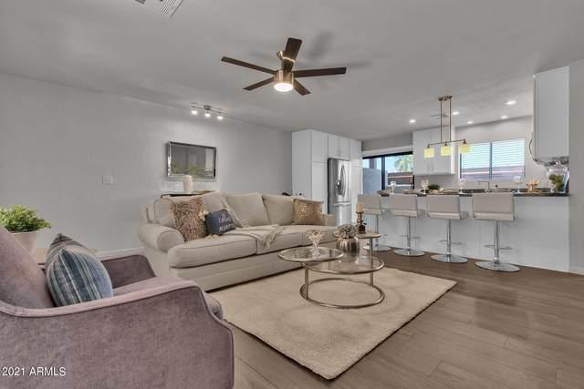 16336 E Palisades Boulevard #12, Fountain Hills, AZ 85268 (MLS #6294168) :: Hurtado Homes Group