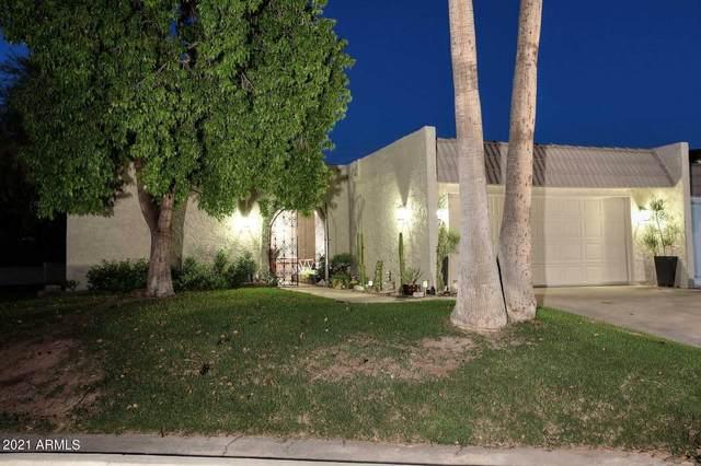 2511 N 60TH Place, Scottsdale, AZ 85257 (MLS #6294188) :: ASAP Realty