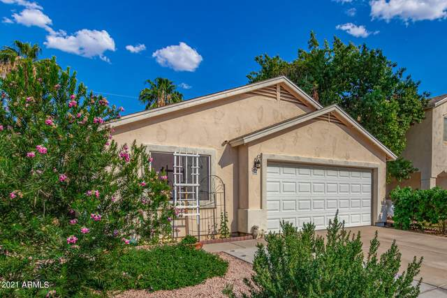 1811 S 39TH Street #72, Mesa, AZ 85206 (MLS #6294199) :: Hurtado Homes Group