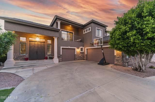 1650 S Arroyo Lane, Gilbert, AZ 85295 (MLS #6294201) :: Power Realty Group Model Home Center