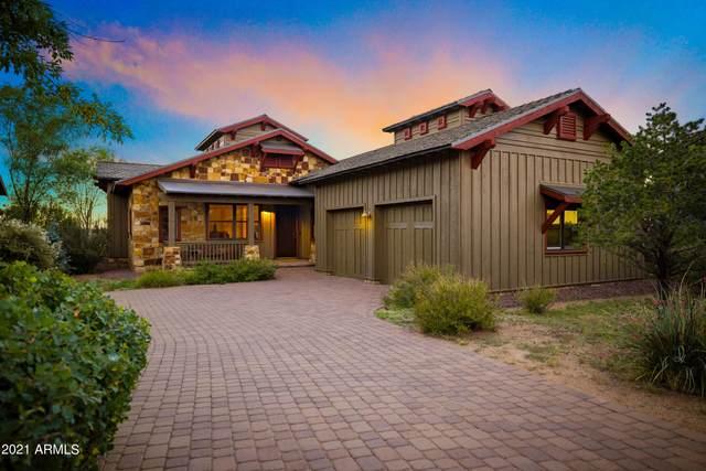 14810 N Hazy Swayze Lane, Prescott, AZ 86305 (MLS #6294202) :: Keller Williams Realty Phoenix