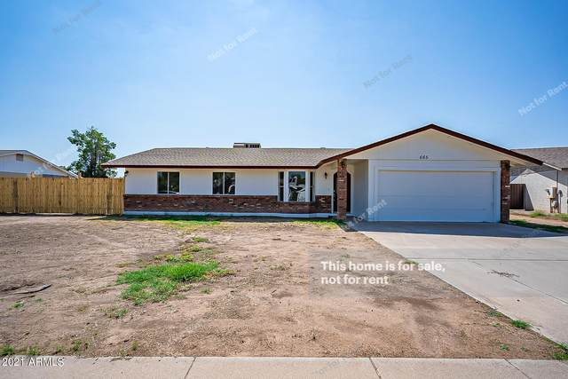 665 E Kenwood Street, Mesa, AZ 85203 (MLS #6294204) :: Executive Realty Advisors