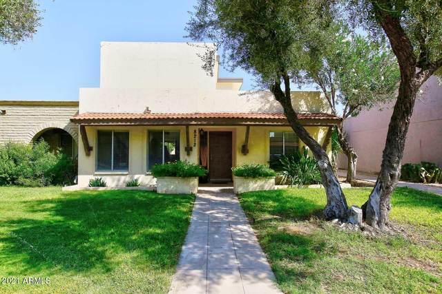 8212 E Valley Vista Drive, Scottsdale, AZ 85250 (MLS #6294207) :: ASAP Realty