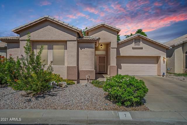 1932 N Mesa Drive #7, Mesa, AZ 85201 (MLS #6294208) :: Yost Realty Group at RE/MAX Casa Grande
