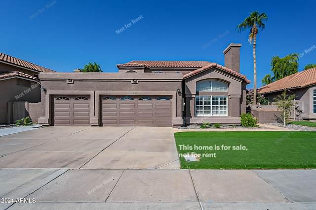 1418 N Sailors Way, Gilbert, AZ 85234 (MLS #6294210) :: NextView Home Professionals, Brokered by eXp Realty