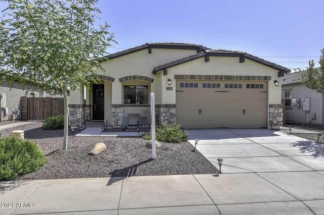 8707 N 171ST Drive N, Waddell, AZ 85355 (MLS #6294212) :: The Garcia Group