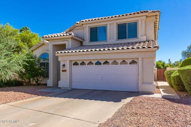11809 S 45TH Street, Phoenix, AZ 85044 (MLS #6294216) :: Hurtado Homes Group