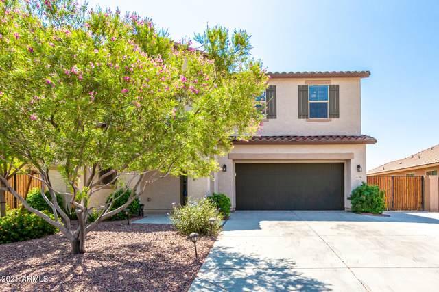 16785 W Monroe Street, Goodyear, AZ 85338 (MLS #6294226) :: Hurtado Homes Group