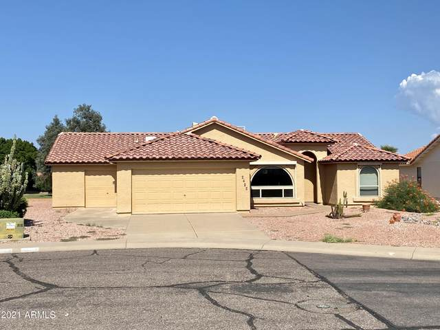 2422 Leisure World, Mesa, AZ 85206 (MLS #6294230) :: Hurtado Homes Group