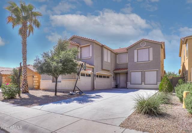 43501 W Sansom Drive, Maricopa, AZ 85138 (MLS #6294245) :: ASAP Realty