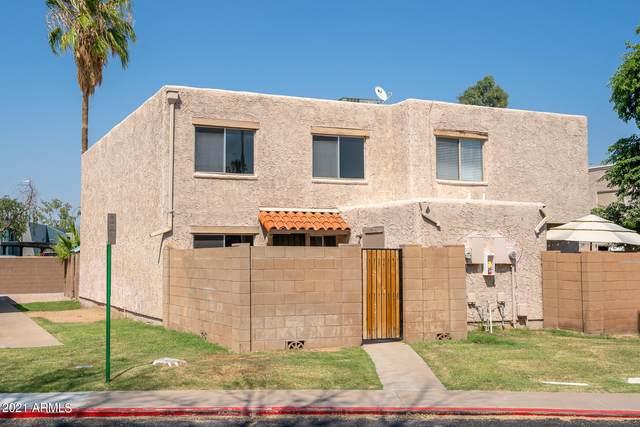 600 S Dobson Road #54, Mesa, AZ 85202 (MLS #6294250) :: Hurtado Homes Group