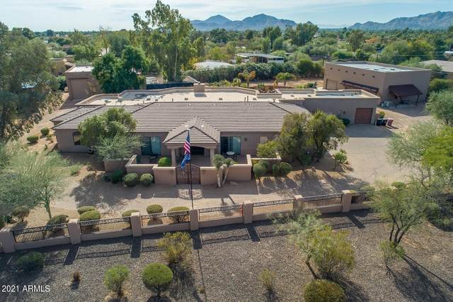 6831 E Paradise Drive, Scottsdale, AZ 85254 (MLS #6294259) :: ASAP Realty