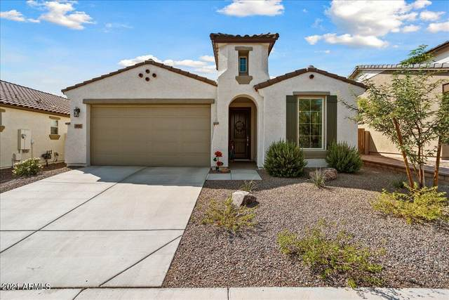 4928 N 206TH Avenue, Buckeye, AZ 85396 (MLS #6294263) :: Synergy Real Estate Partners