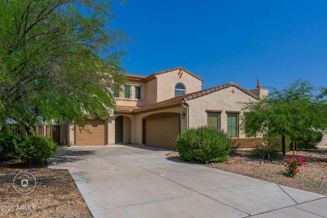 5420 W Beverly Road, Laveen, AZ 85339 (MLS #6294267) :: Yost Realty Group at RE/MAX Casa Grande