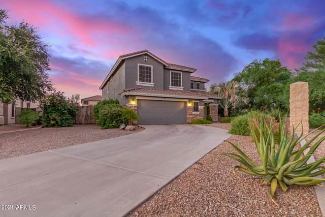 11366 E Starfire Circle, Mesa, AZ 85212 (MLS #6294275) :: Hurtado Homes Group