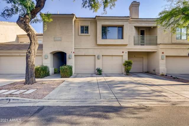 7514 E Earll Drive #35, Scottsdale, AZ 85251 (MLS #6294276) :: ASAP Realty