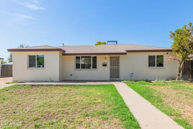 2927 W El Caminito Drive, Phoenix, AZ 85051 (MLS #6294277) :: Elite Home Advisors