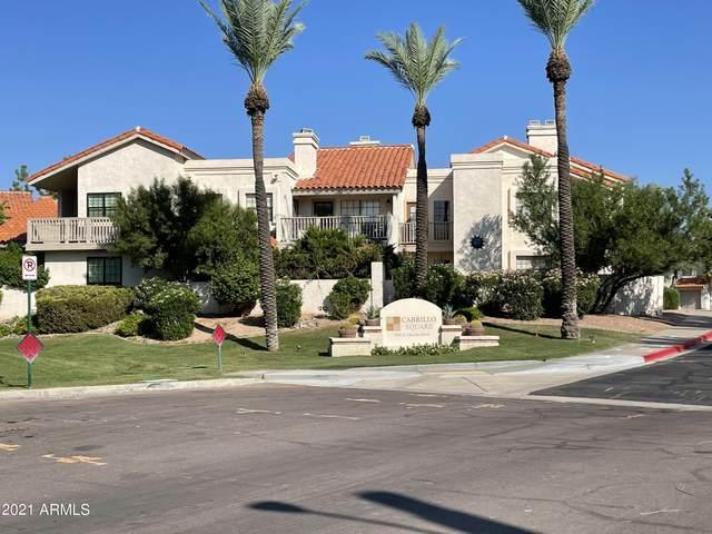 7800 E Lincoln Drive #2023, Scottsdale, AZ 85250 (MLS #6294284) :: ASAP Realty