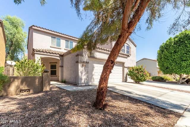 8764 W Dreyfus Drive, Peoria, AZ 85381 (MLS #6294297) :: Devor Real Estate Associates