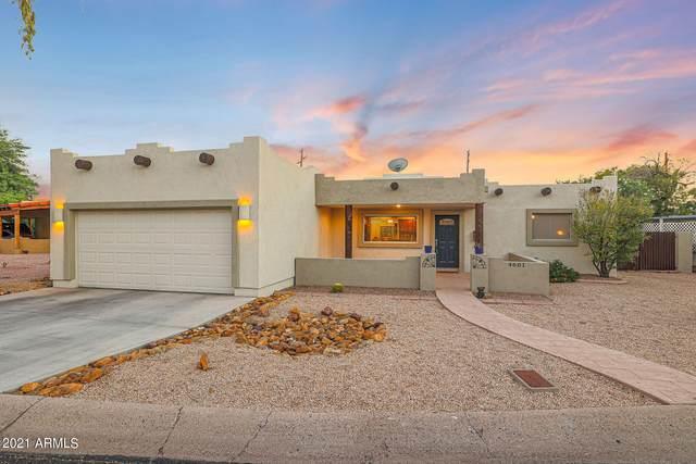 4601 E Montecito Avenue, Phoenix, AZ 85018 (MLS #6294315) :: The Laughton Team