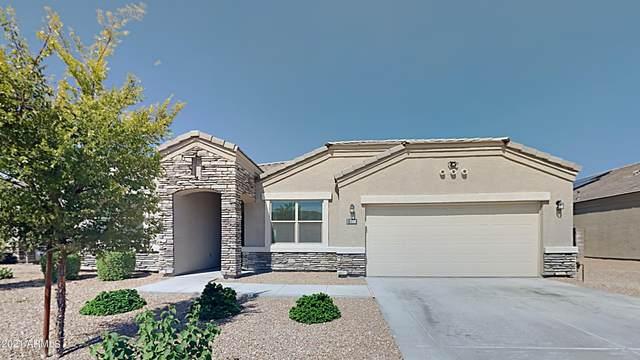 3508 N 306TH Lane, Buckeye, AZ 85396 (MLS #6294321) :: Power Realty Group Model Home Center