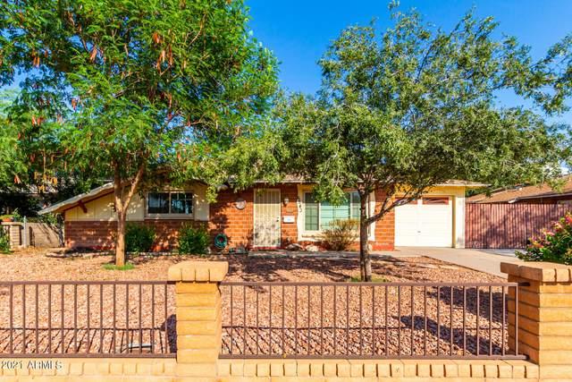 6543 N 41ST Drive, Phoenix, AZ 85019 (MLS #6294326) :: Yost Realty Group at RE/MAX Casa Grande
