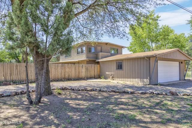 804 S Mud Springs Road, Payson, AZ 85541 (MLS #6294327) :: Yost Realty Group at RE/MAX Casa Grande