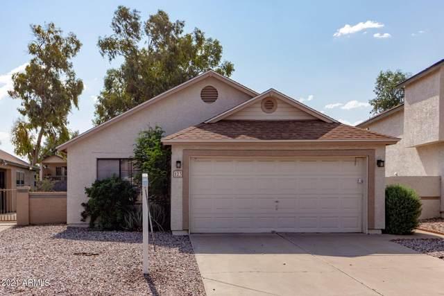 921 S Val Vista Drive #123, Mesa, AZ 85204 (MLS #6294351) :: Yost Realty Group at RE/MAX Casa Grande