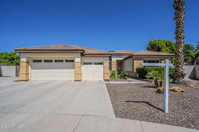 22151 N 79TH Avenue, Peoria, AZ 85383 (MLS #6294353) :: The Riddle Group