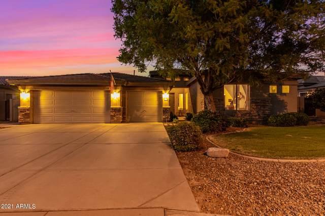 4710 E Decatur Street, Mesa, AZ 85205 (MLS #6294356) :: The Riddle Group