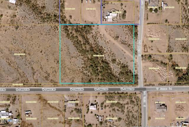 15520 W Jomax Road, Surprise, AZ 85387 (MLS #6294358) :: NextView Home Professionals, Brokered by eXp Realty