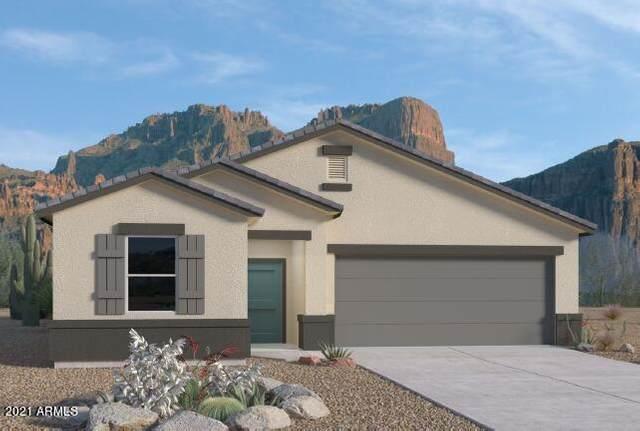 3550 N Montoya Lane, Casa Grande, AZ 85122 (MLS #6294361) :: Yost Realty Group at RE/MAX Casa Grande
