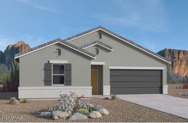 1066 W Castle Court, Casa Grande, AZ 85122 (MLS #6294364) :: Yost Realty Group at RE/MAX Casa Grande
