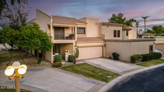 8100 E Camelback Road #7, Scottsdale, AZ 85251 (MLS #6294369) :: Devor Real Estate Associates