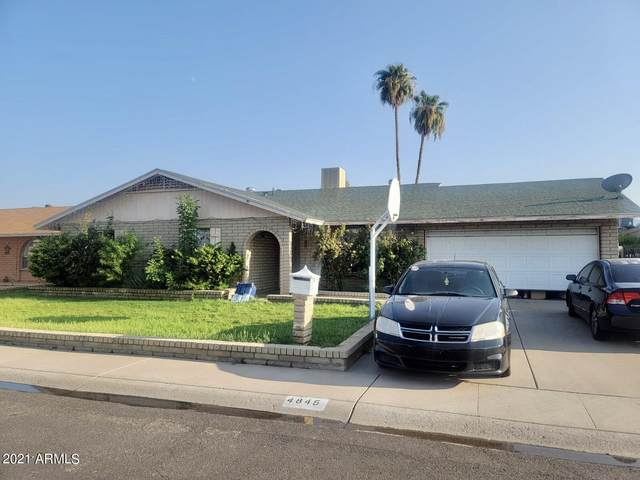 4845 W Palo Verde Avenue, Glendale, AZ 85302 (MLS #6294376) :: Yost Realty Group at RE/MAX Casa Grande