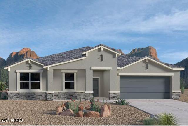 1090 W Descanso Canyon Drive, Casa Grande, AZ 85122 (MLS #6294378) :: Yost Realty Group at RE/MAX Casa Grande