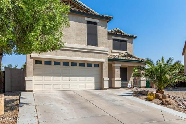 15954 W Durango Street, Goodyear, AZ 85338 (MLS #6294389) :: Power Realty Group Model Home Center